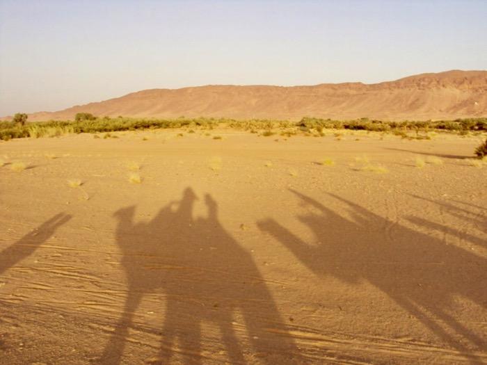 Ghid Vizitare Maroc desert