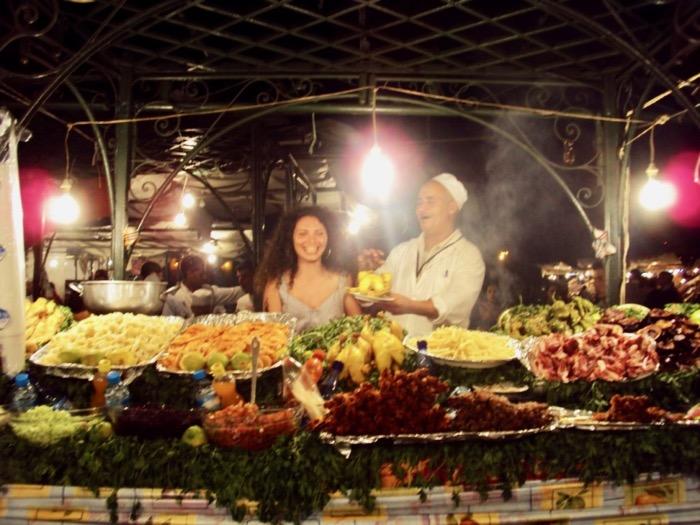 Ghid Vizitare Maroc mancare