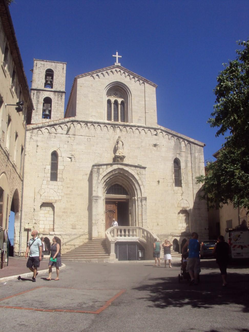 Catedrala Notre-Damme-du -Puy