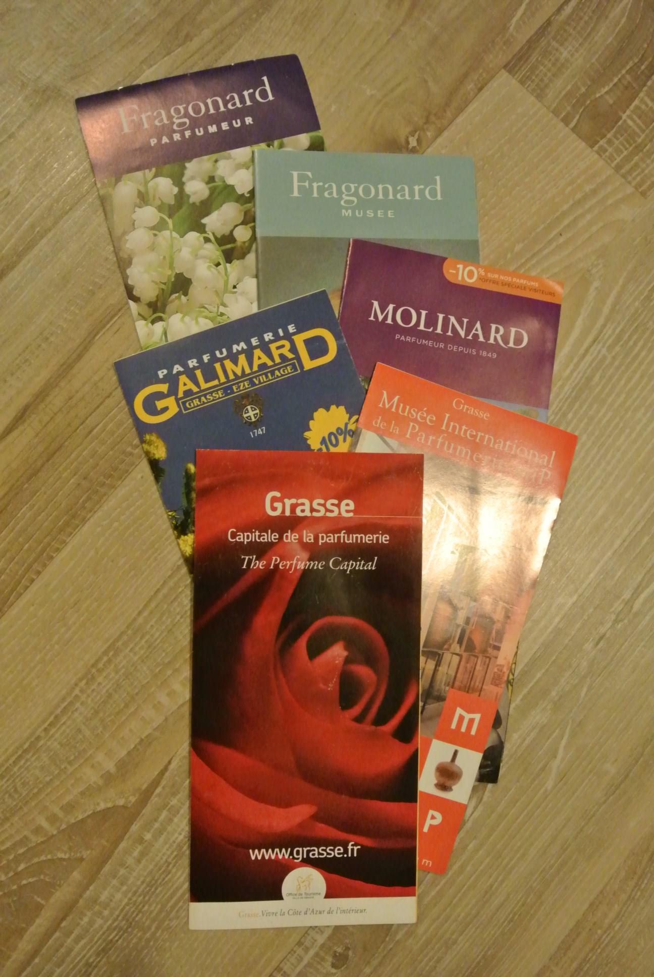 Galimard, Molinard, Fragonard?