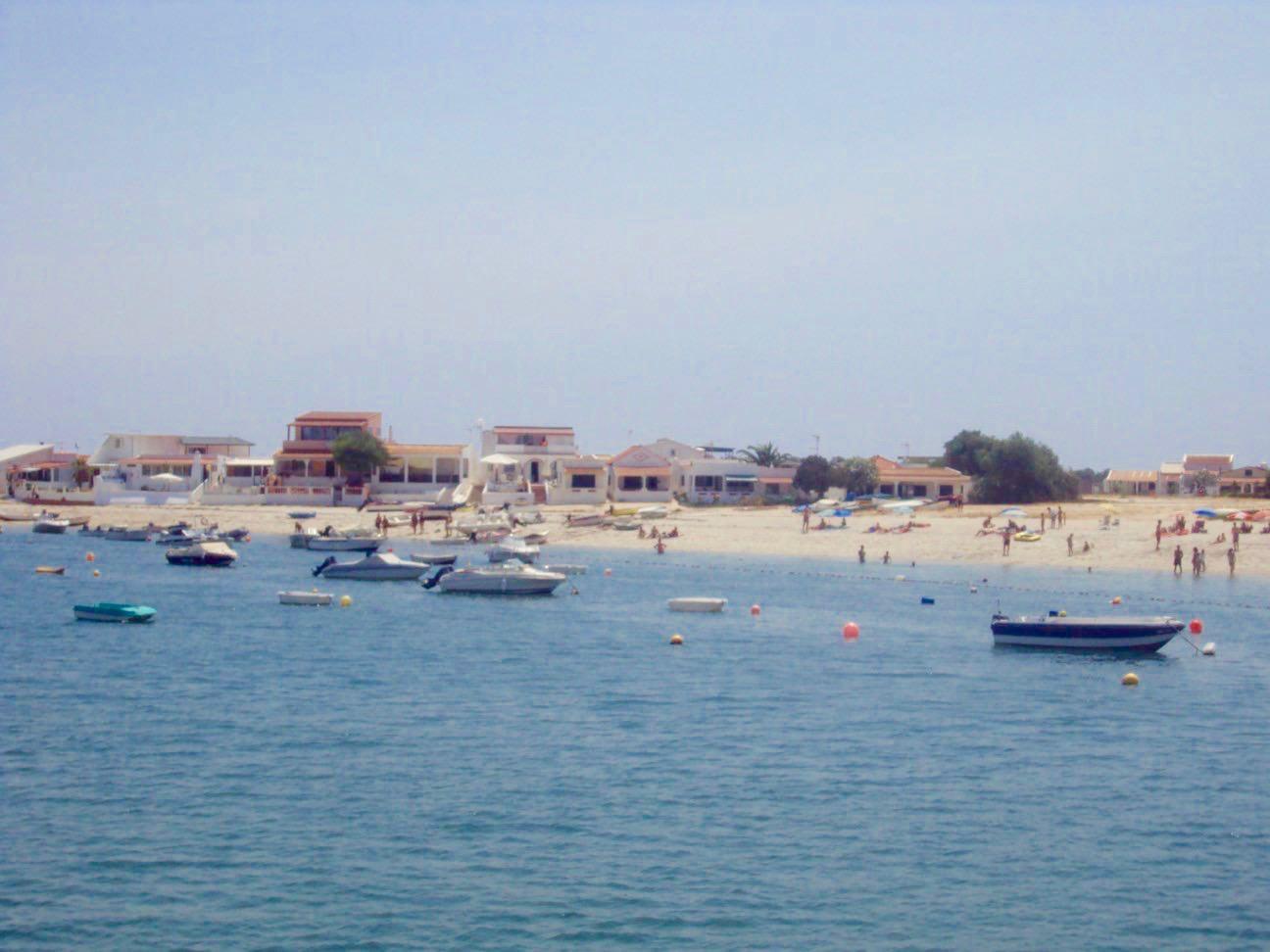 insulele Armona Culatra Farol Algarve portugalia 1