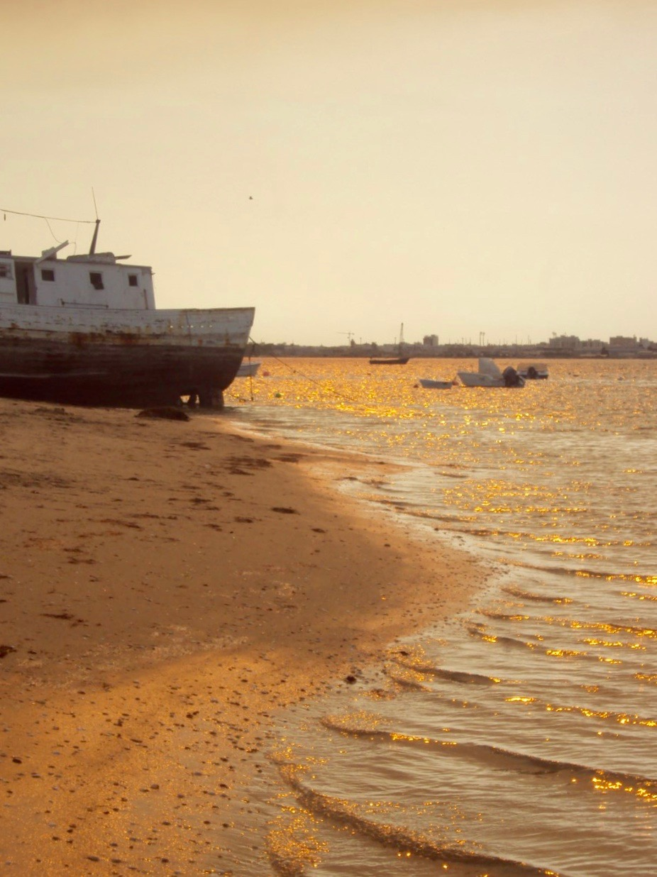 insulele Armona Culatra Farol Algarve apus