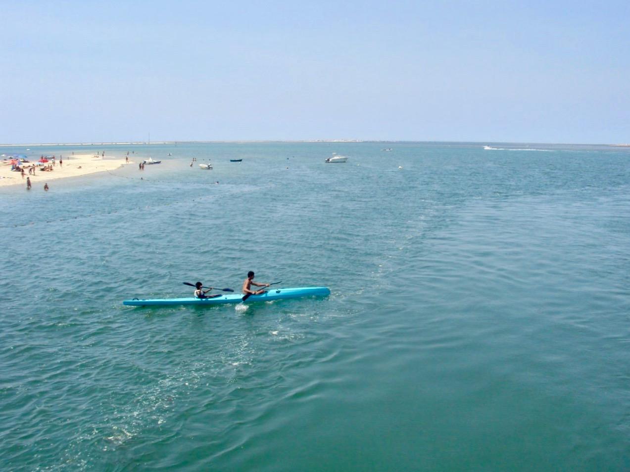 insulele Armona Culatra Farol Algarve caial