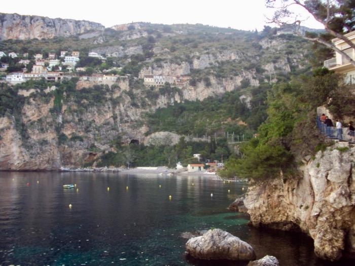 plaje frumoase pe Coasta de Azur Mala