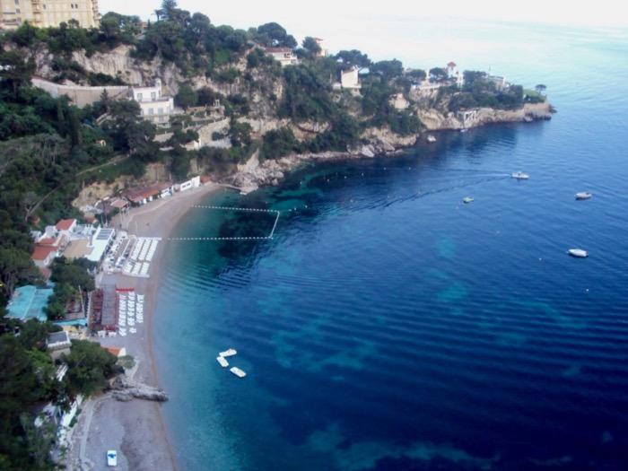 plaje frumoase pe Coasta de Azur Mala 2