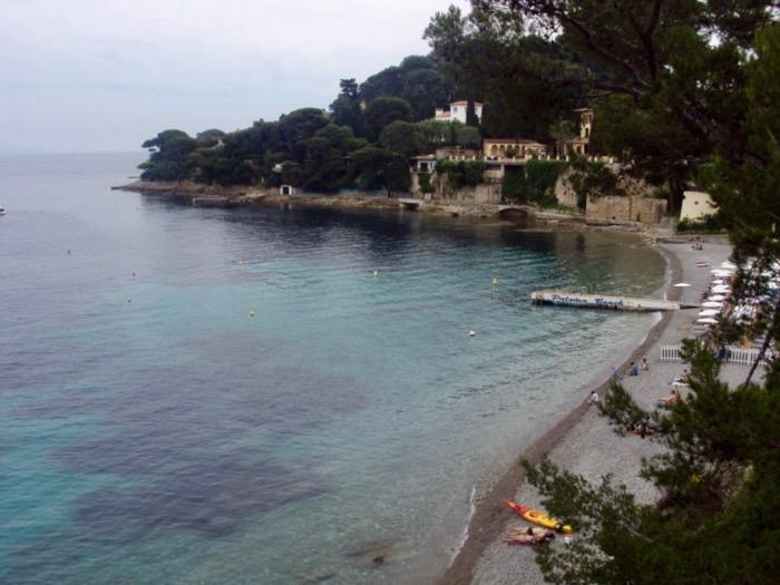 plaje frumoase pe Coasta de Azur Paloma
