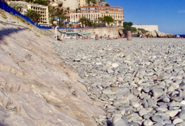 plaje frumoase pe Coasta de Azur Nisa 2