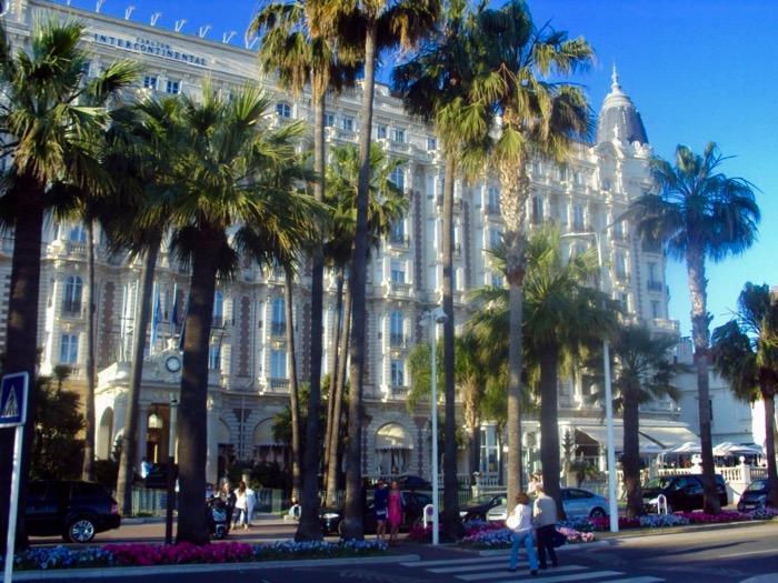 plaje frumoase pe Coasta de Azur Cannes 2