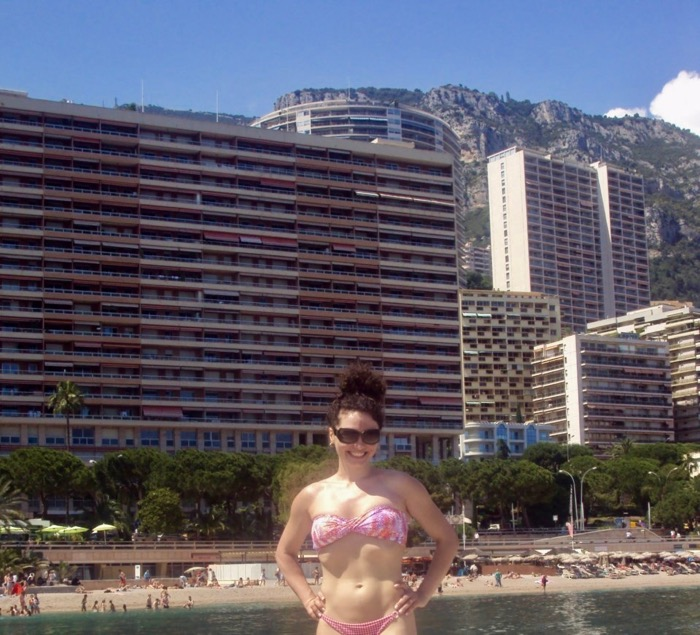 plaje frumoase pe Coasta de Azur Monaco 2