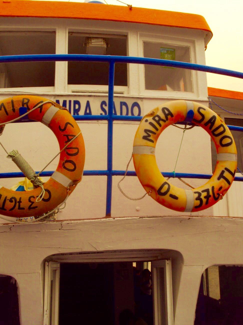 insulele Armona Culatra Farol Algarve feribot