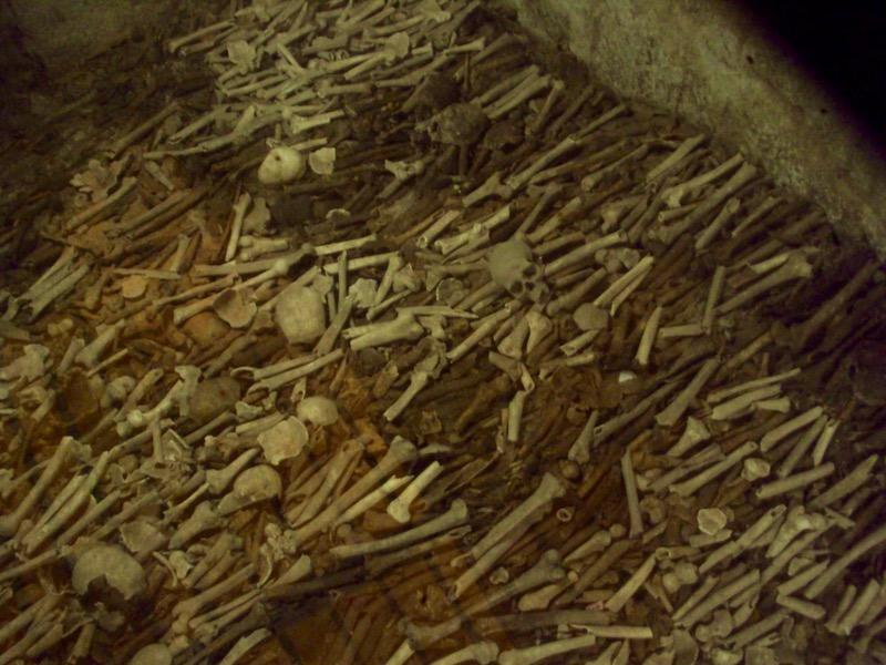 obiective turistice porto catacombe catedrala