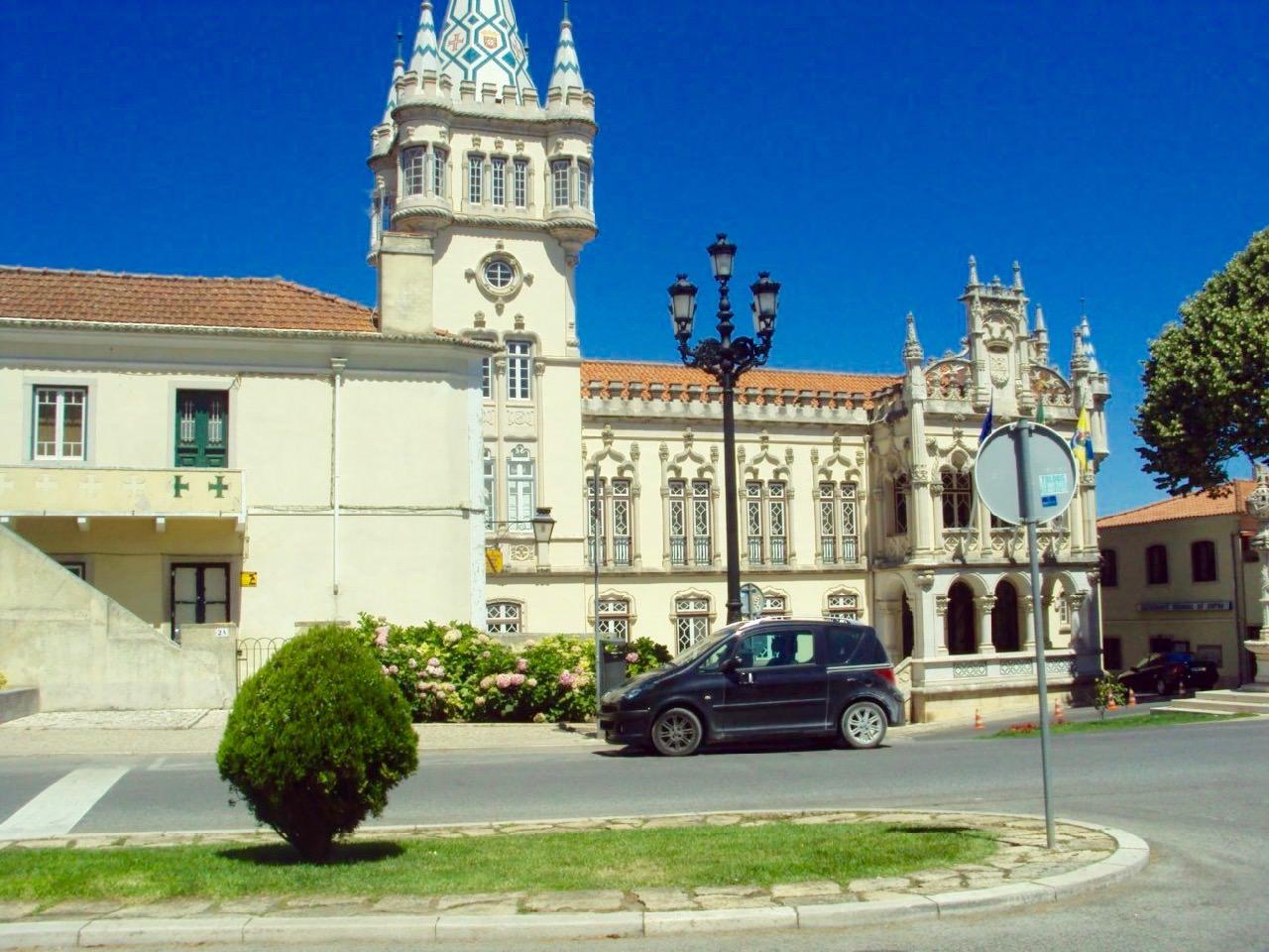 O zi în Sintra, orașul palatelor și al grădinilor 3