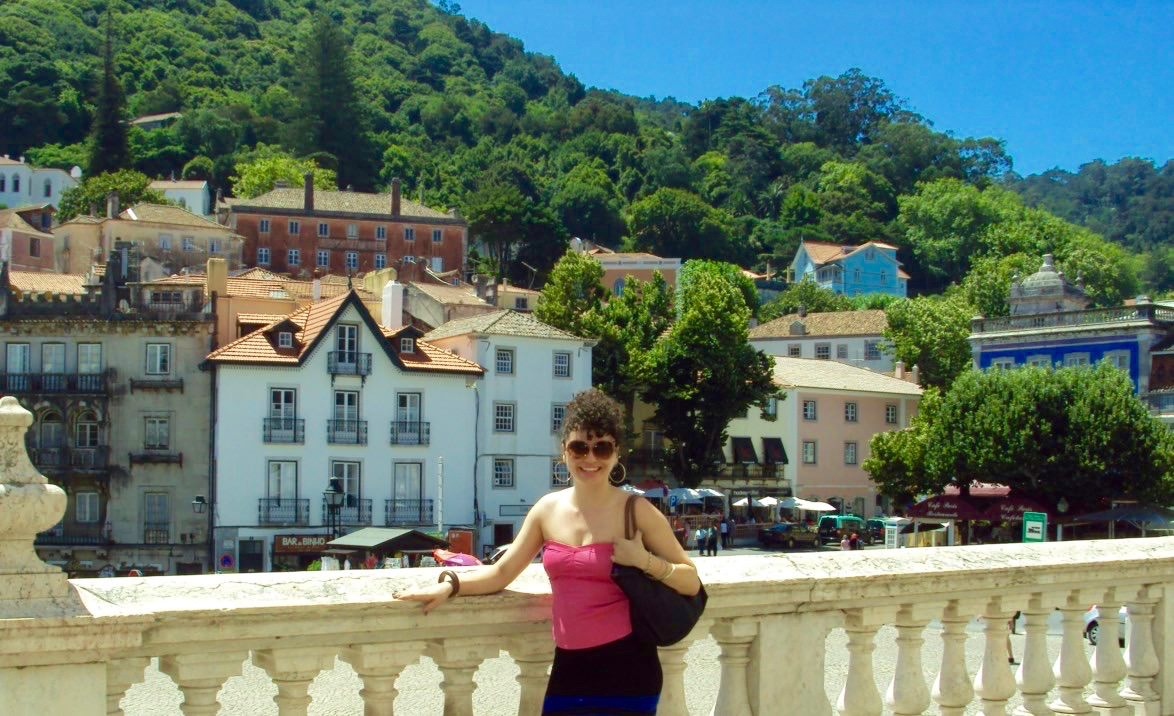 Obiective Sintra Portugalia 1