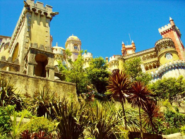 O zi în Sintra, orașul palatelor și al grădinilor 1