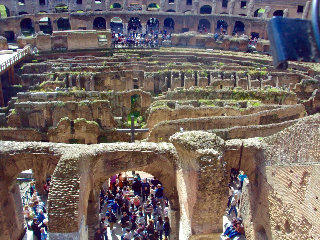 Colosseum Roma Amfiteatru6