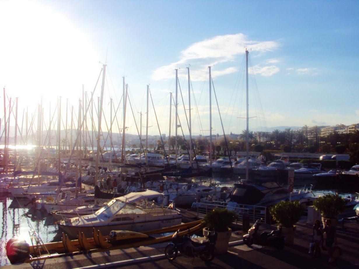 Cannes-Iahturi