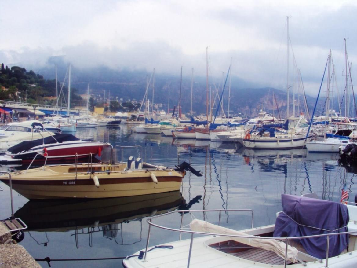 Port Saint Jean Cap Ferrat