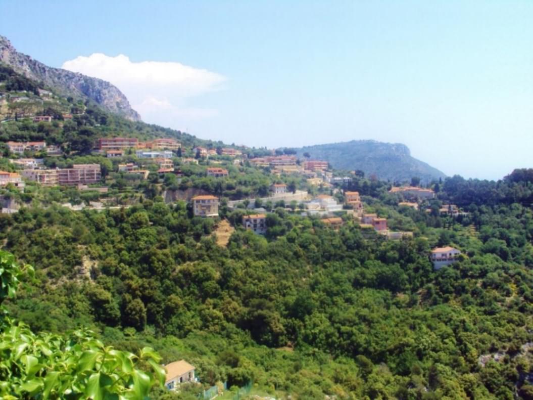 Satul Eze Coasta de Azur