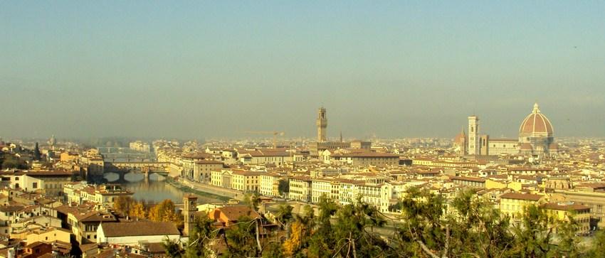 obiective vedere piata michelangelo turistice Florenta 13