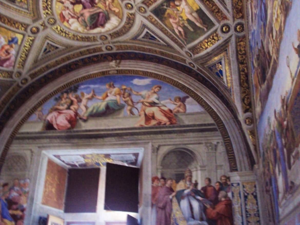 Apartamentele Borgia Vatican