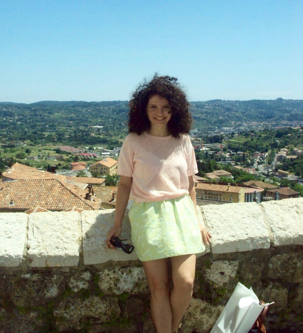Picnic cu vedere minunata in Grasse