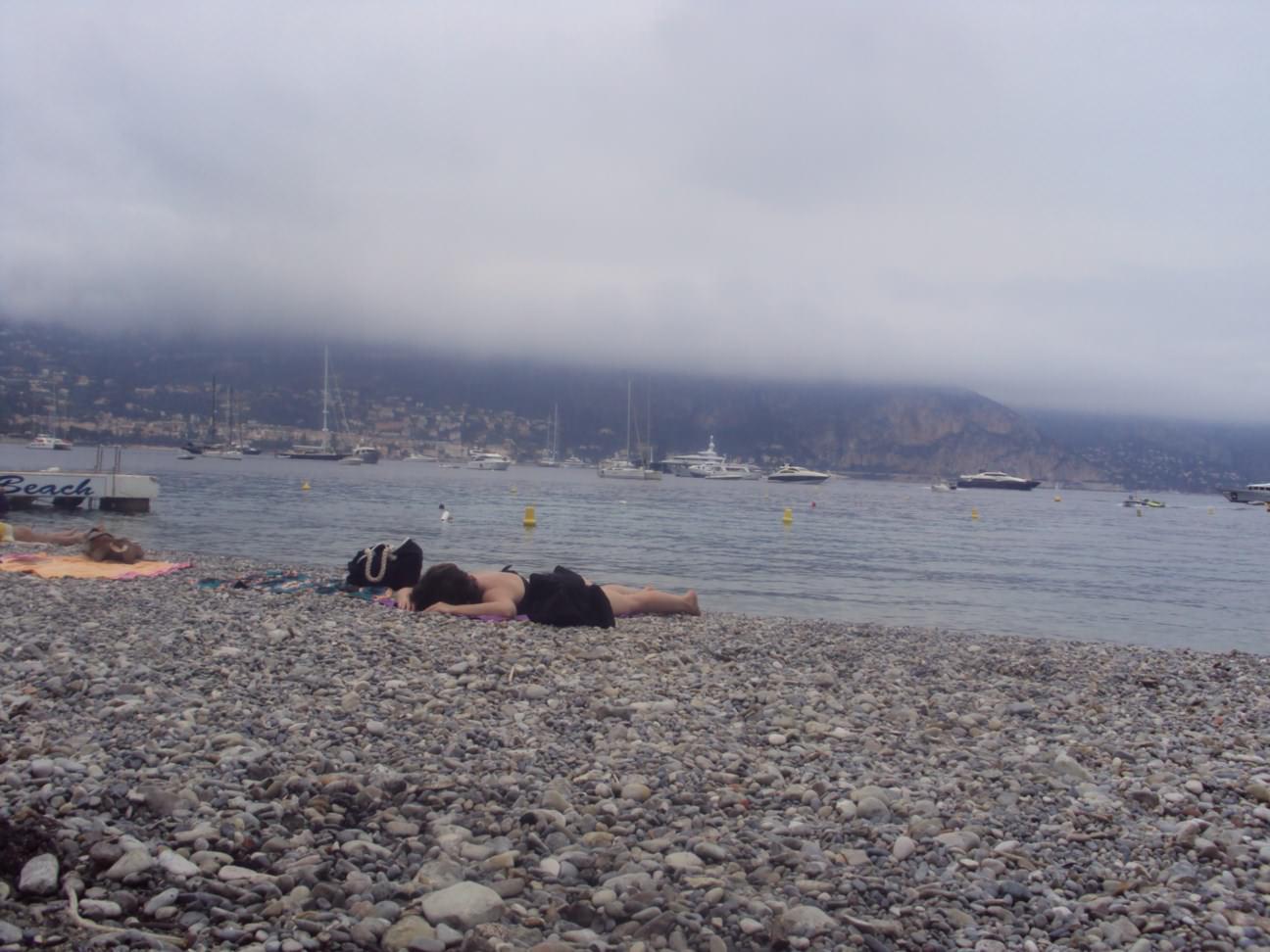 Cap Ferrat plaja