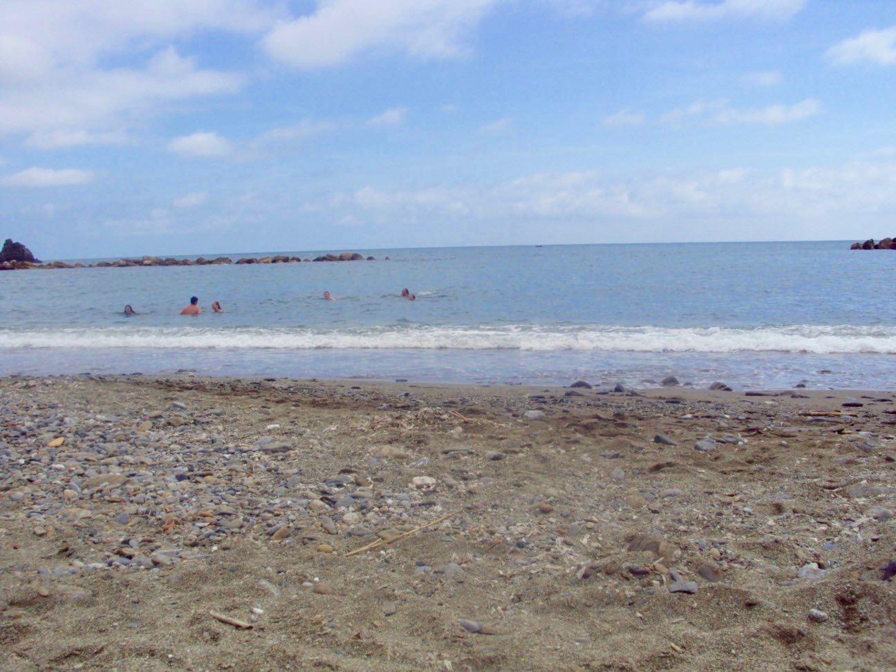 Plaja in Cinque Terre Monterosso al Mare
