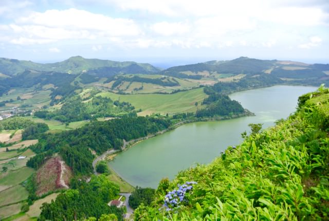 Lagoa do Furnas