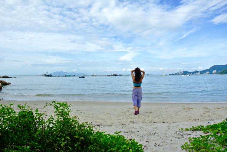 Junglă şi plajă în Parcul Naţional din Insula Penang 4