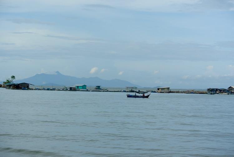 Junglă şi plajă în Parcul Naţional din Insula Penang 3
