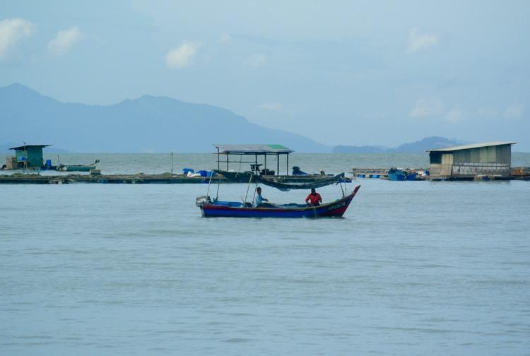 Junglă şi plajă în Parcul Naţional din Insula Penang 1