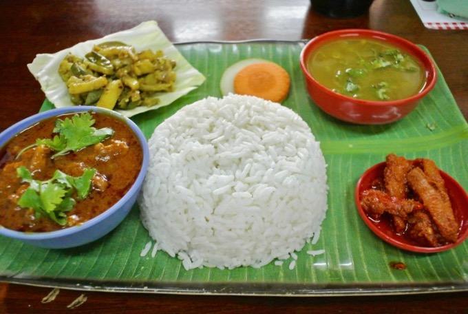 Melaka Malacca Malaysia mancare 2