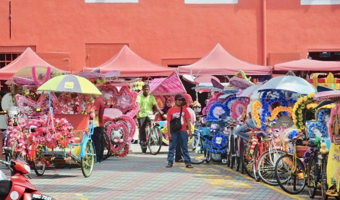 Melaka Malacca Malaysia vacanta 9