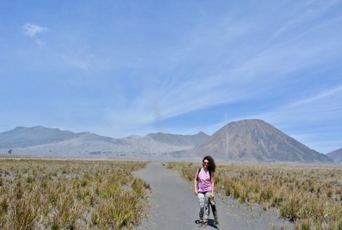 Catarat fara ghizi pe un vulcan din Indonezia Muntele Bromo1 3