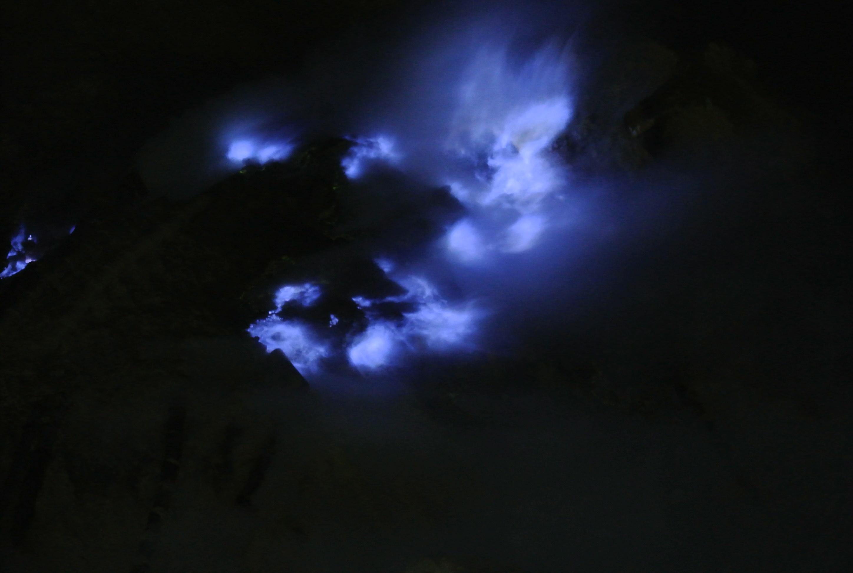 vulcanul ijen 1