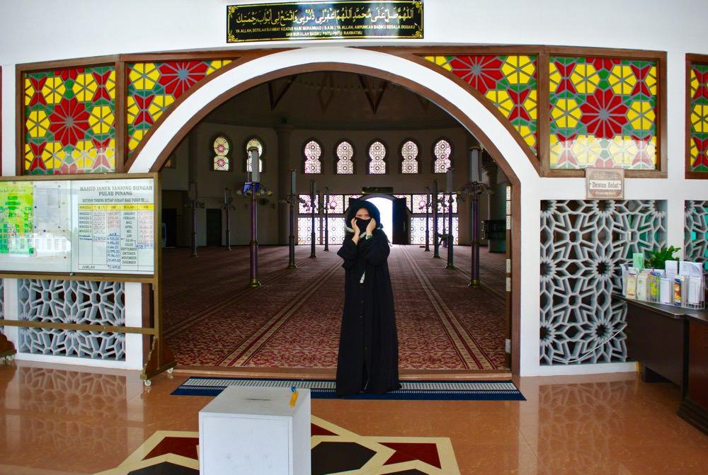 Moschee Plutitoare Malaezia Insula Penang