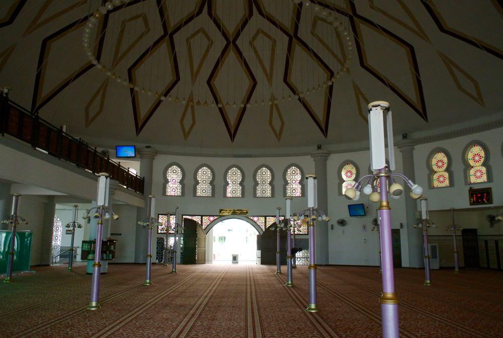 Insula Penang Malaezia Moschee Plutitoare