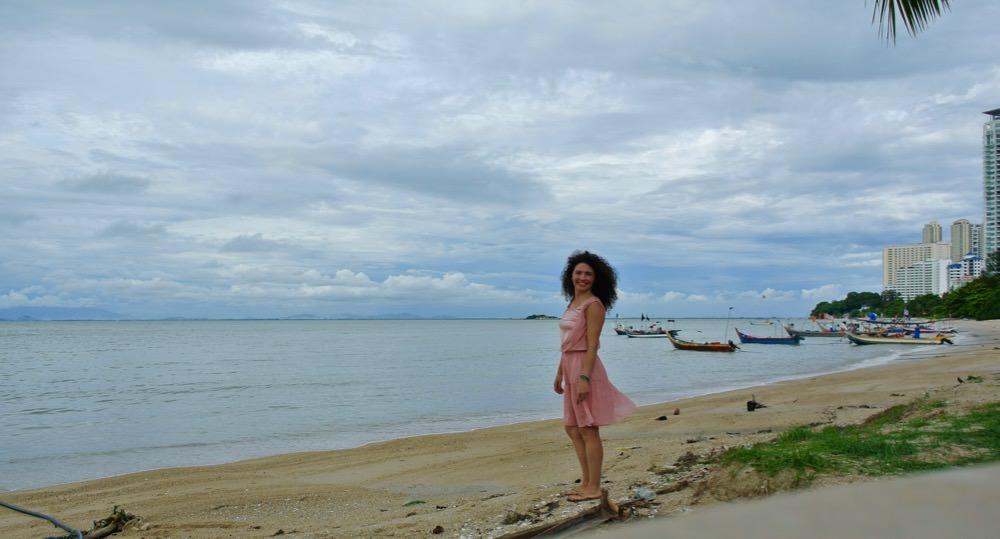 Insula Penang: la mare