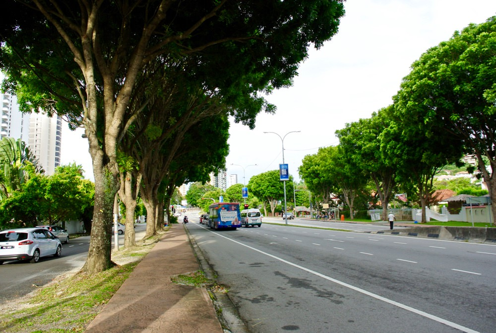 Autostrade Malaezia Insula Penang