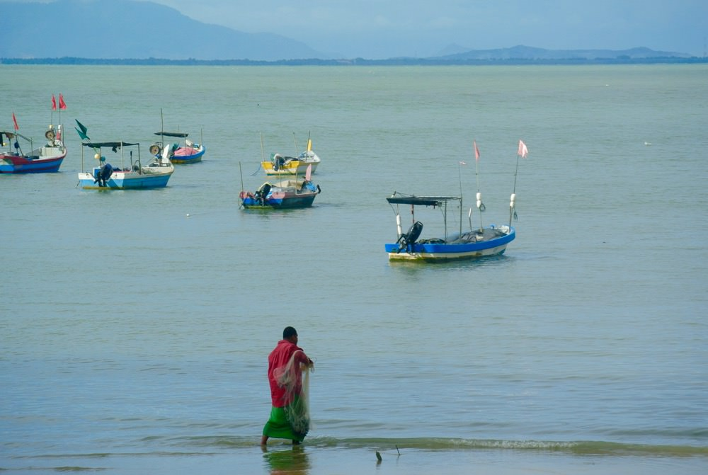 Pescuit Insula Penang vizita