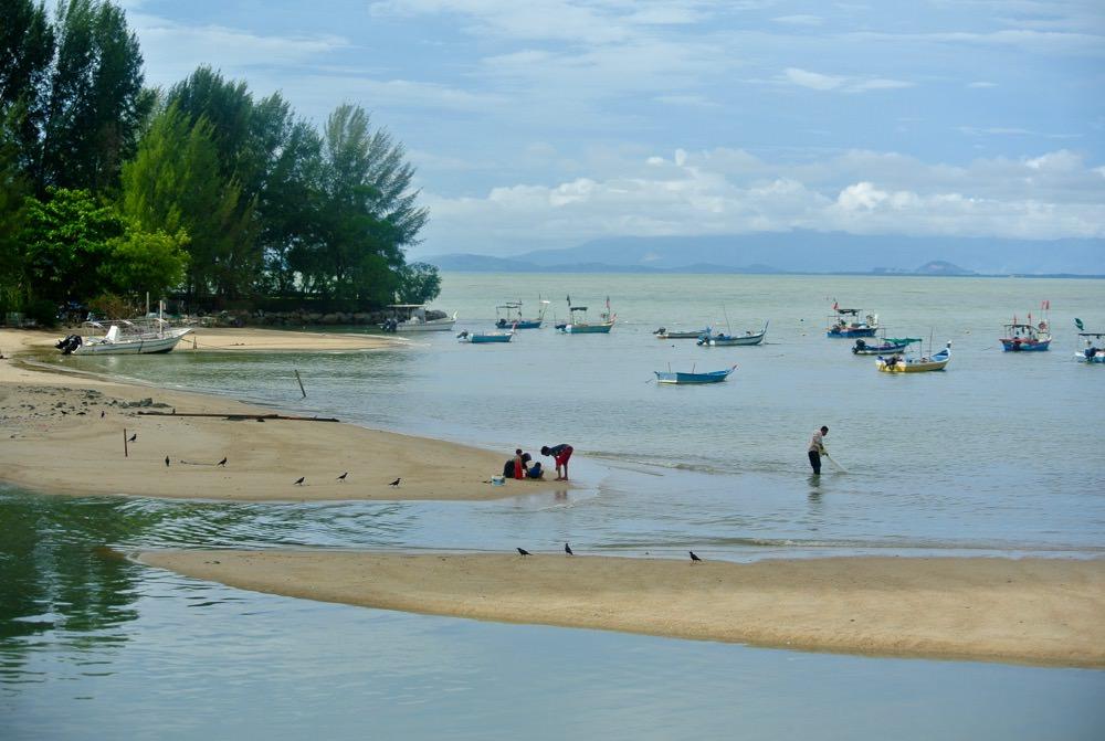 Sat pescari insula penang