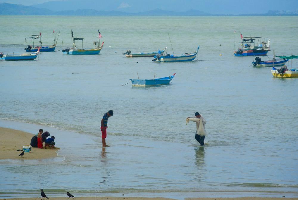 Pescar Penang Malaezia