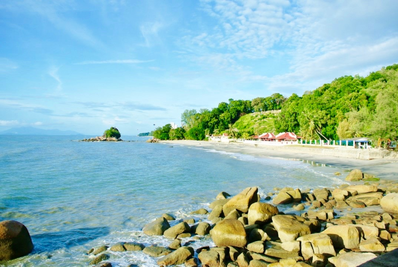 plaja insula penang malaysia