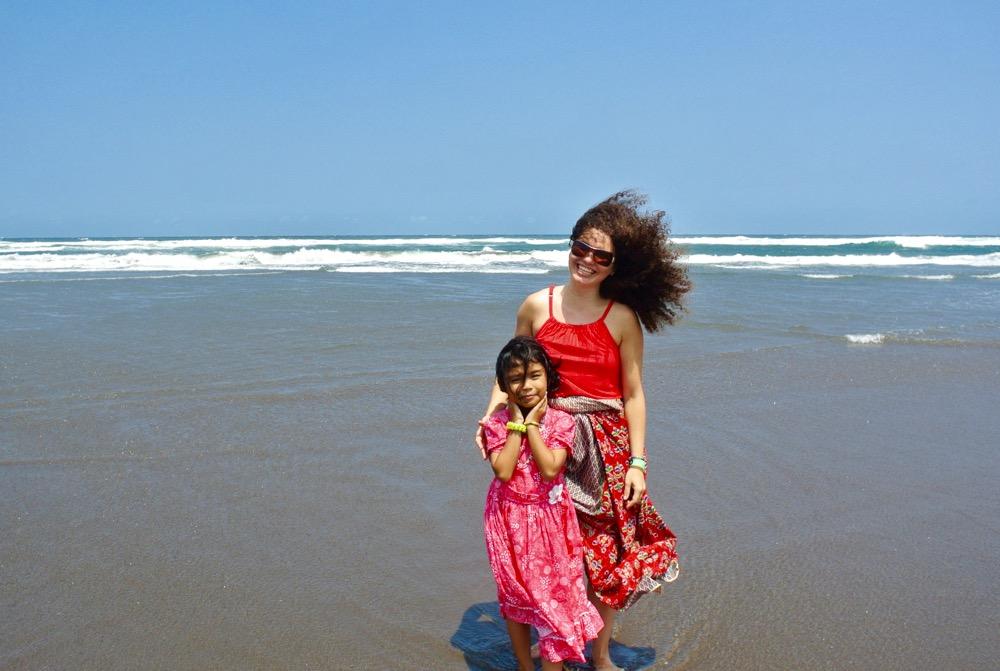 Plaja Parangtritis Yogyakarta: la plajă cu indonezienii 9