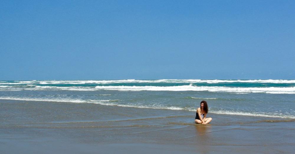 Plaja Parangtritis Yogyakarta: la plajă cu indonezienii 5