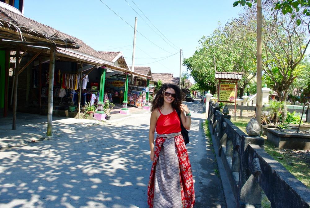Plaja Parangtritis Yogyakarta: la plajă cu indonezienii 1