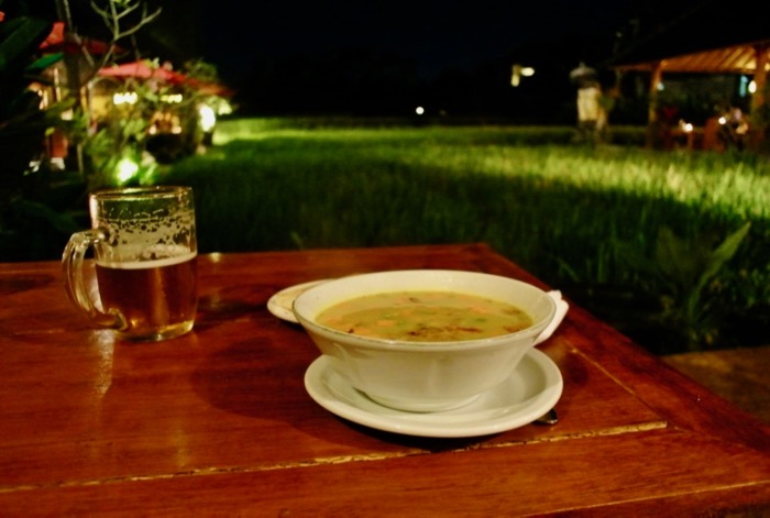 lucruri de facut in Ubud Bal cina