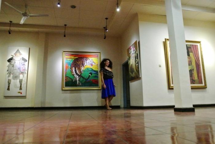 Galerie de Arta Ubud Bali