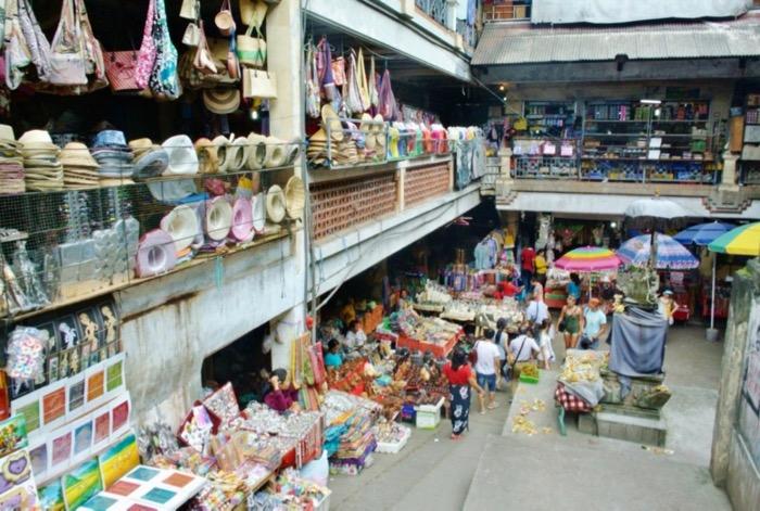 obiective lucruri de facut in Ubud Bali Bazar