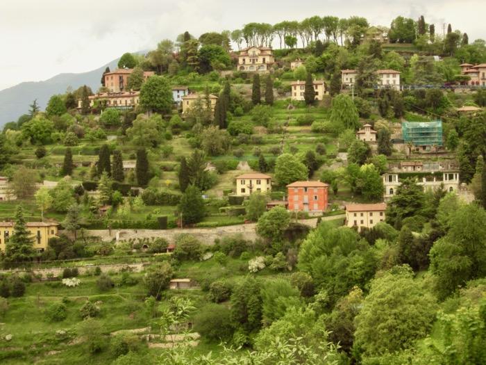 Obiective Bergamo La Citta Alta am fost acolo 14
